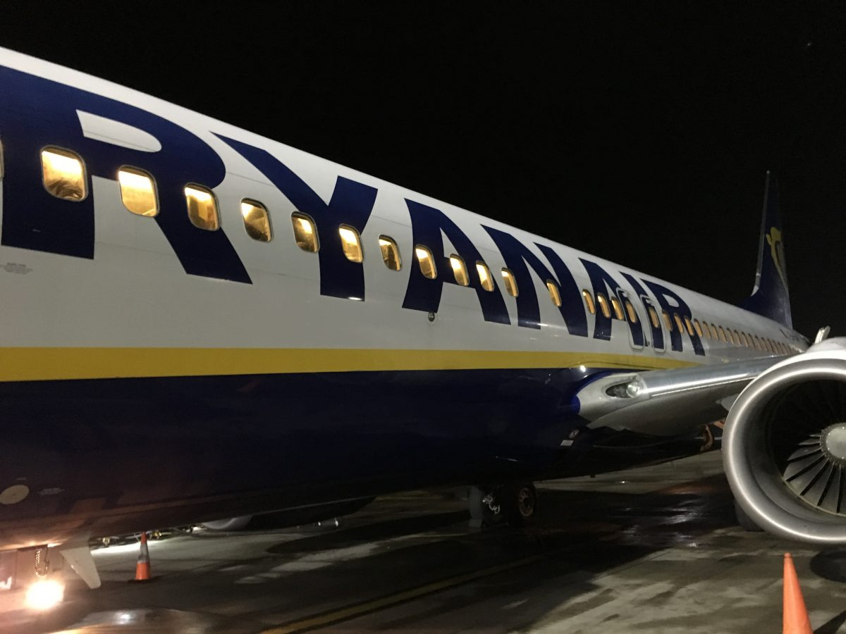 RyanAir - Stansted Bremen